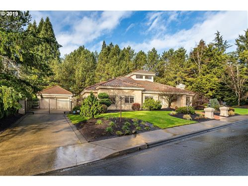 Photo of 12815 NW CREEKSIDE DR, Portland, OR 97229 (MLS # 20152734)