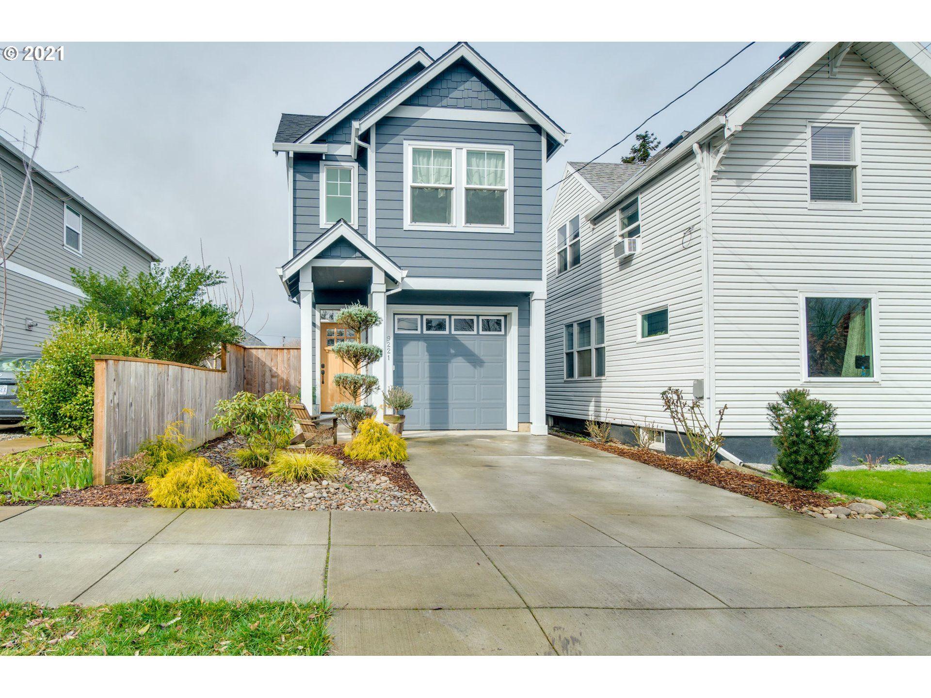 9221 N OSWEGO AVE, Portland, OR 97203 - MLS#: 21483735