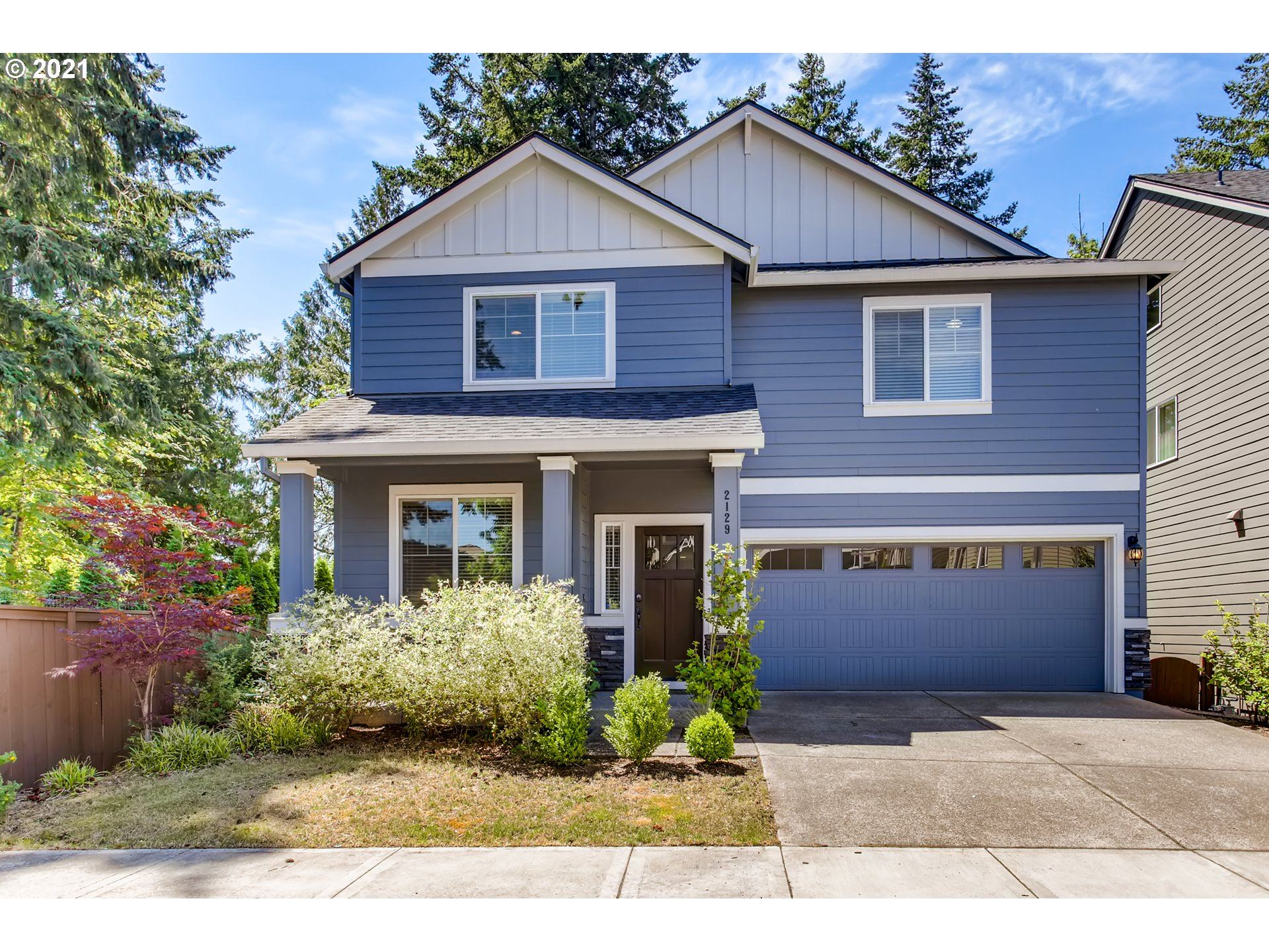 2129 NW 115TH AVE, Portland, OR 97229 - MLS#: 21491735