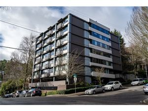 Photo of 2020 SW MAIN ST 401 #401, Portland, OR 97205 (MLS # 19600737)