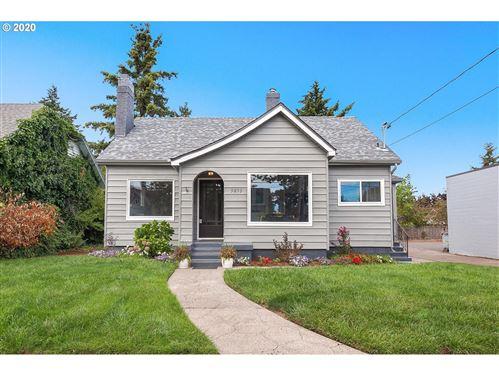 Photo of 5833 NE HALSEY ST, Portland, OR 97213 (MLS # 20025737)