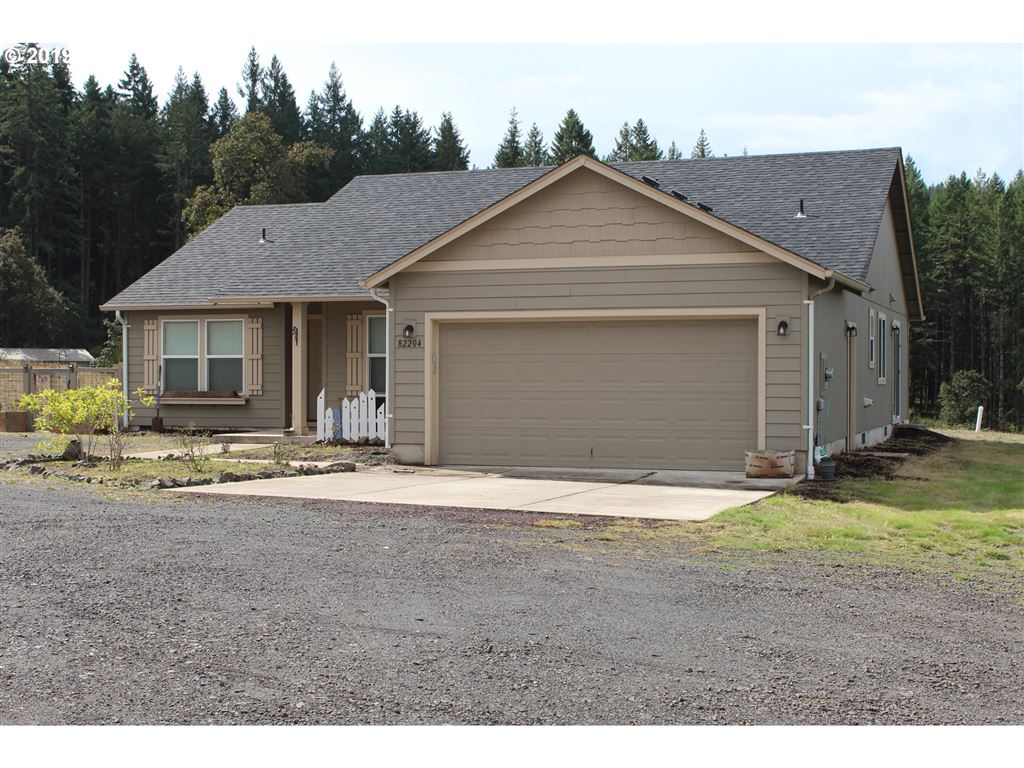 Photo for 82204 BEAR CREEK RD, Creswell, OR 97426 (MLS # 19274741)