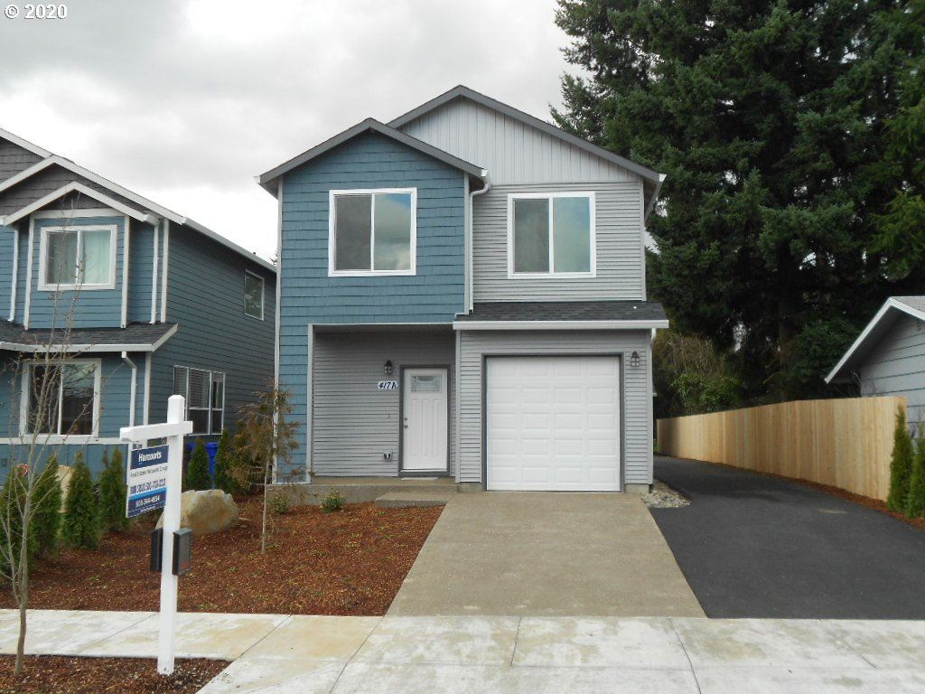 417 SE 154th AVE #A, Portland, OR 97233 - MLS#: 20619748