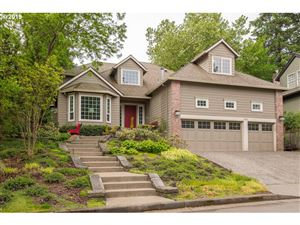 Photo of 6598 SW MOONSHADOW CT, Portland, OR 97223 (MLS # 19180754)