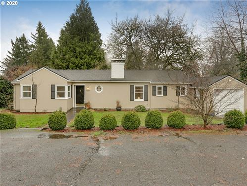 Photo of 7250 SW CANYON LN, Portland, OR 97225 (MLS # 20212758)