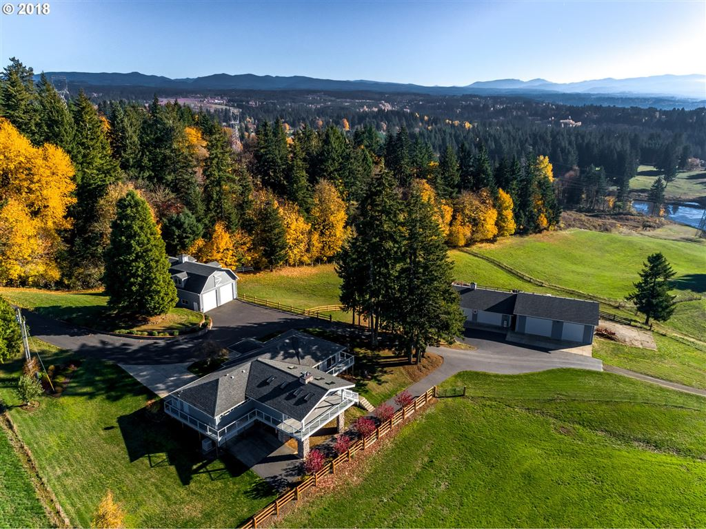 Photo for 18495 SE TICKLE CREEK RD, Boring, OR 97009 (MLS # 18575761)