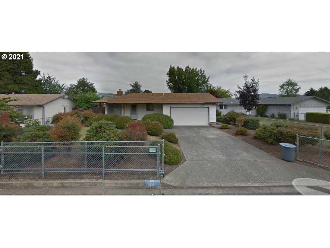 24 CARMEL CT, Roseburg, OR 97471 - MLS#: 21019764