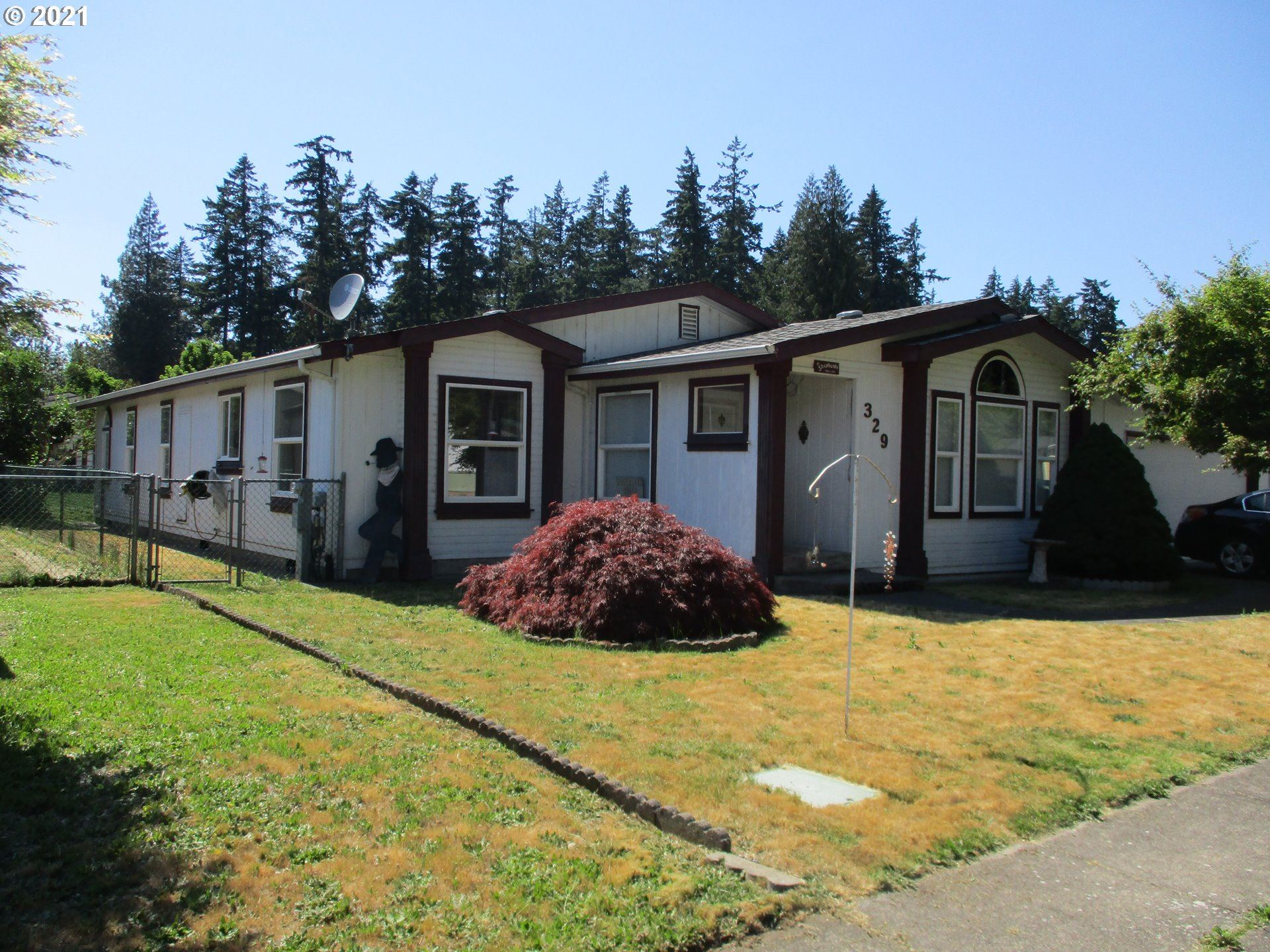 1655 S ELM ST #329, Canby, OR 97013 - MLS#: 21198765