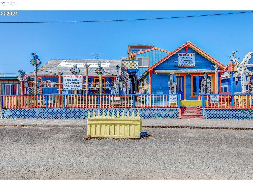 117 S MILLER ST, Rockaway Beach, OR 97136 - MLS#: 21689767