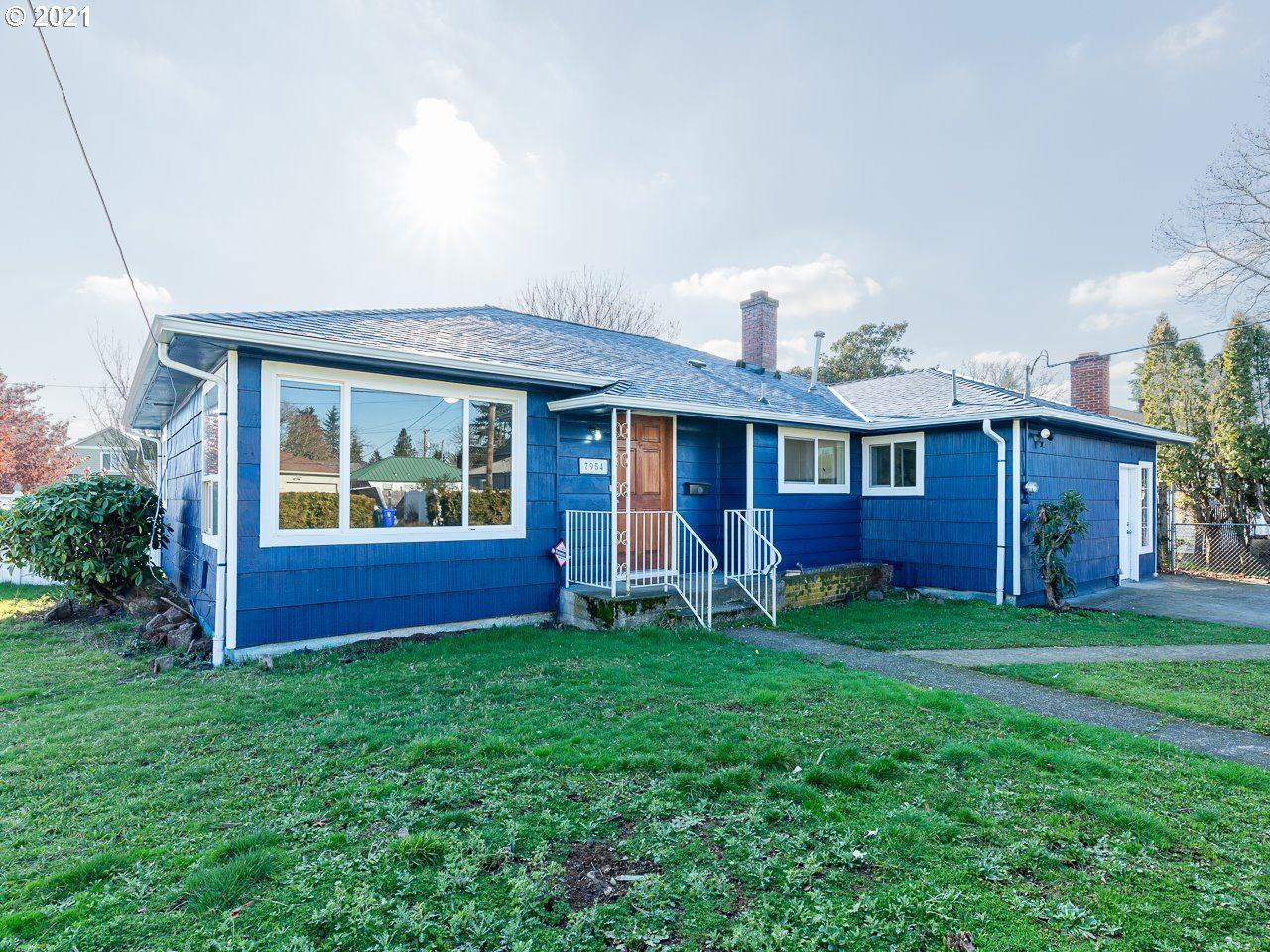 7954 SE RAYMOND CT, Portland, OR 97206 - MLS#: 21408769