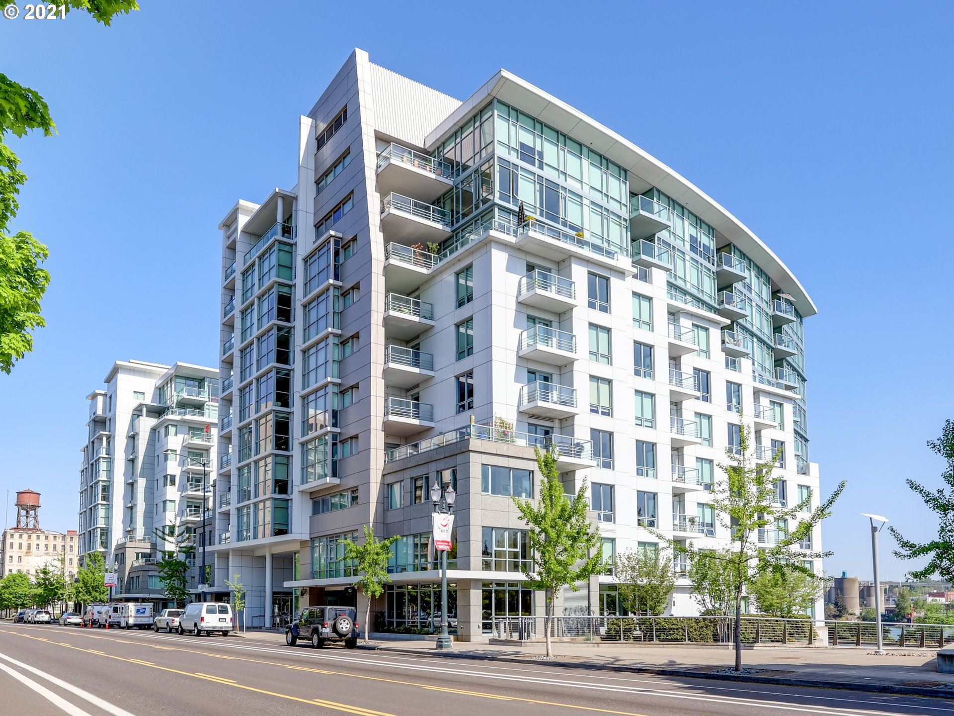 1260 NW NAITO PKWY #705, Portland, OR 97209 - MLS#: 21118777