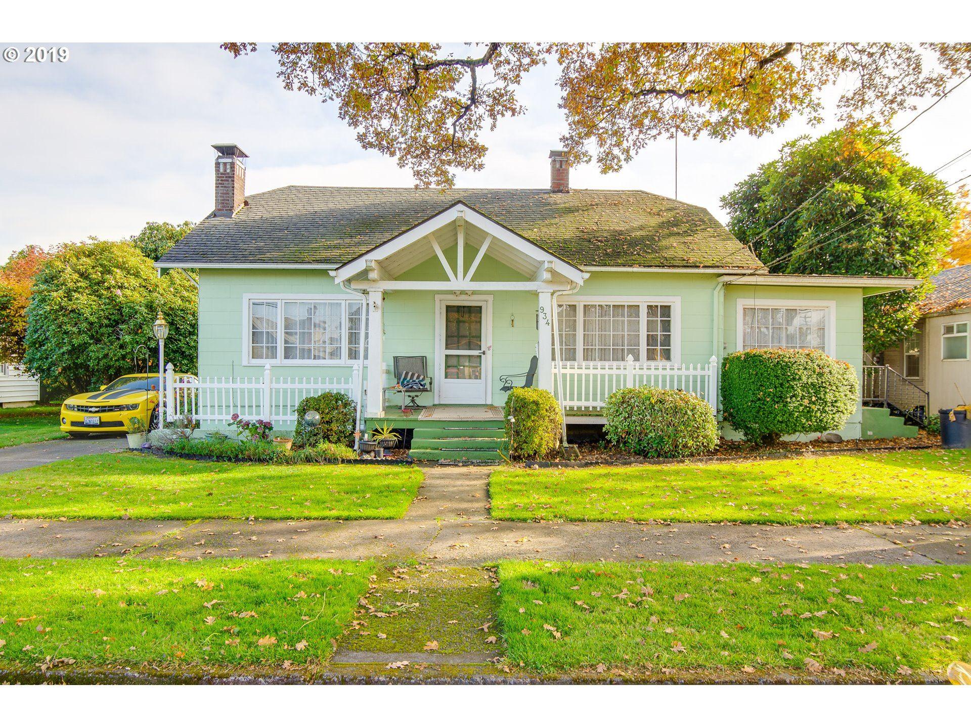 934 Hoffman St, Woodland, WA 98674 - MLS#: 19375778