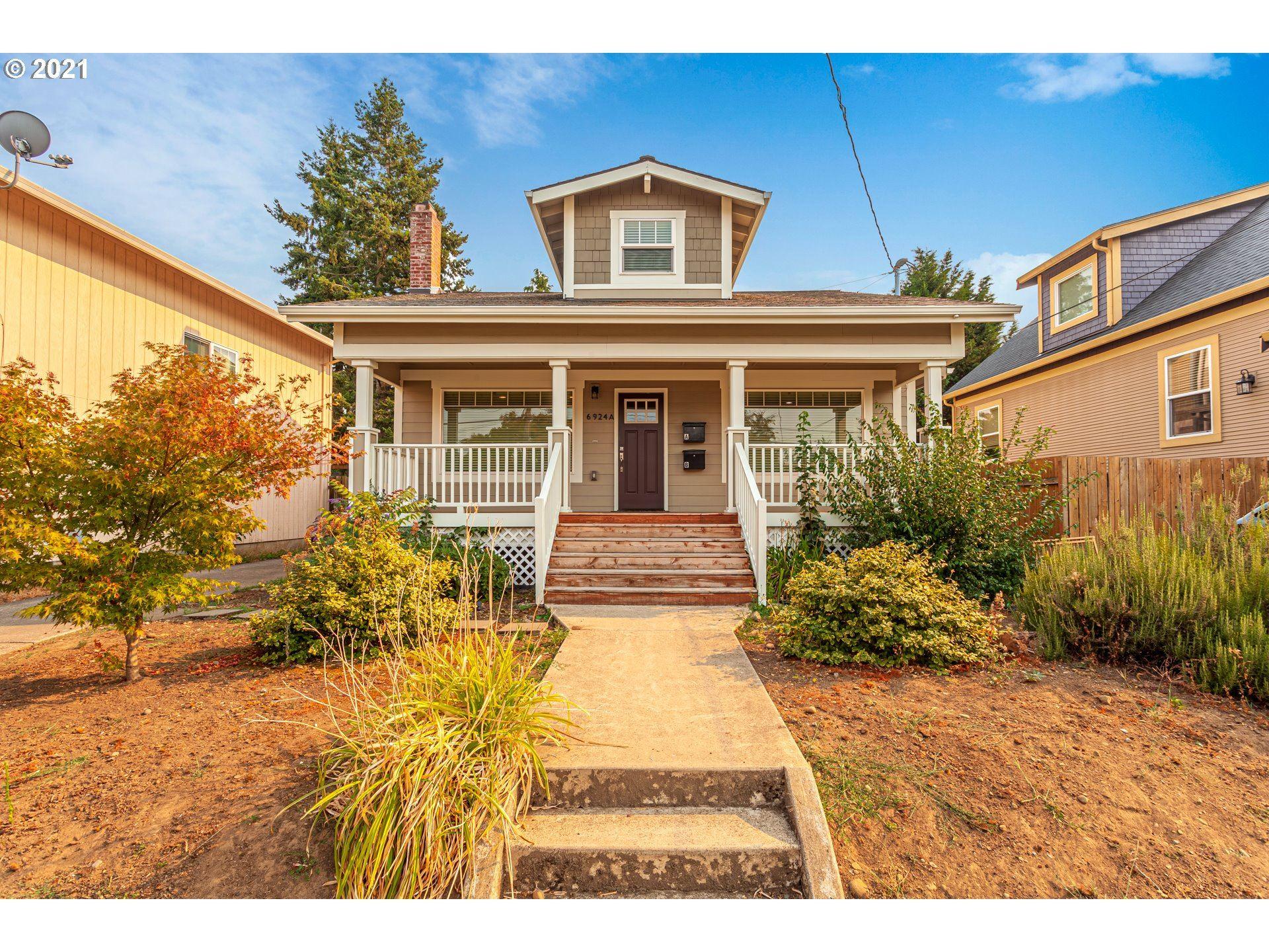6924 SE MARTINS ST, Portland, OR 97206 - MLS#: 21673778