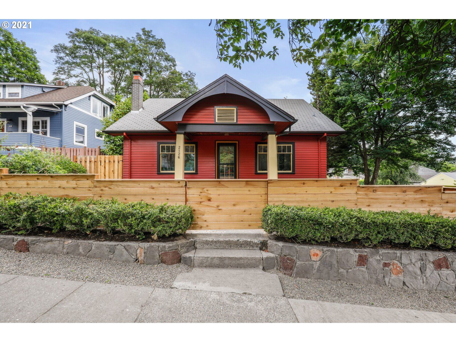 2126 SE 30TH AVE, Portland, OR 97214 - MLS#: 21676778