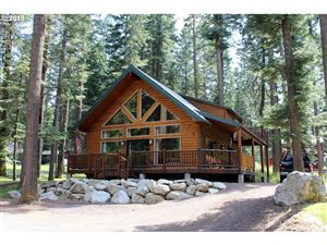 Photo of 64636 WEST FORK LN, Wallowa Lake, OR 97846 (MLS # 18062779)