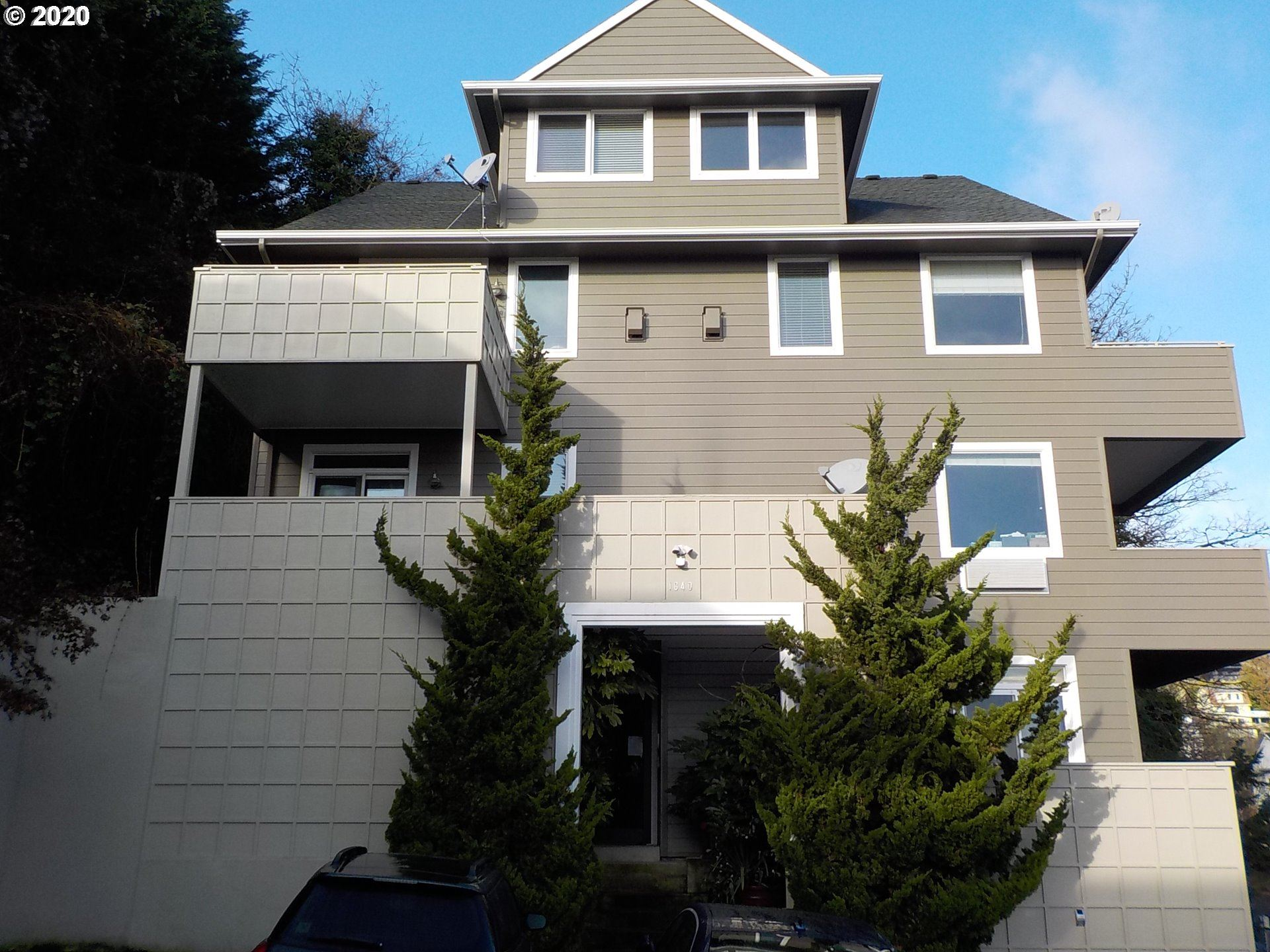 1640 SW MONTGOMERY ST #D, Portland, OR 97201 - #: 20698783