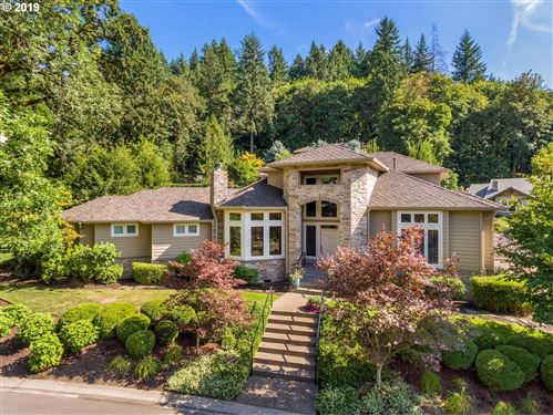 Photo of 18803 RIVEN DELL CT, Lake Oswego, OR 97034 (MLS # 19045794)