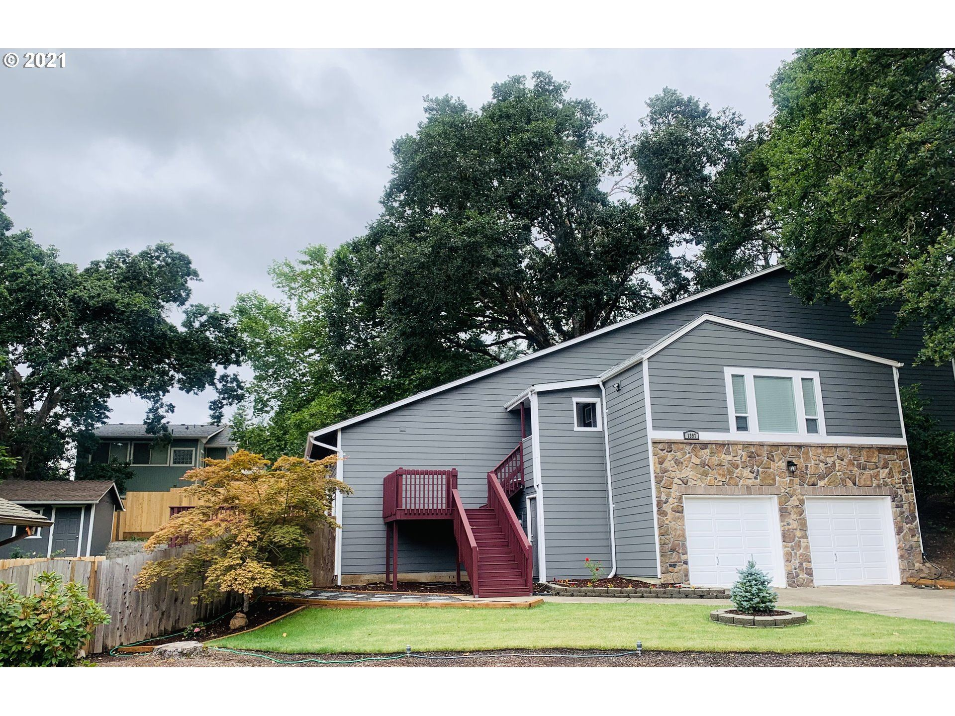 1397 WINDSONG CT NW, Salem, OR 97304 - MLS#: 21219794