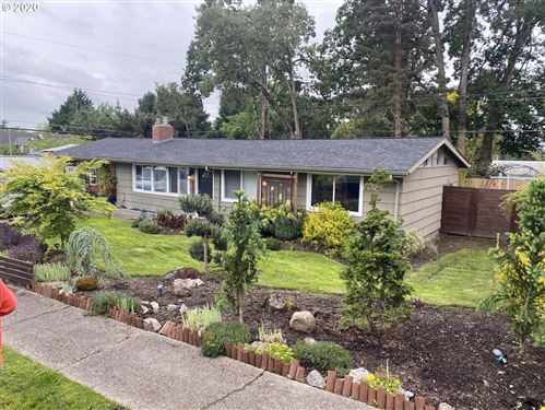 Photo of 13159 SW 63RD AVE, Portland, OR 97219 (MLS # 20453797)