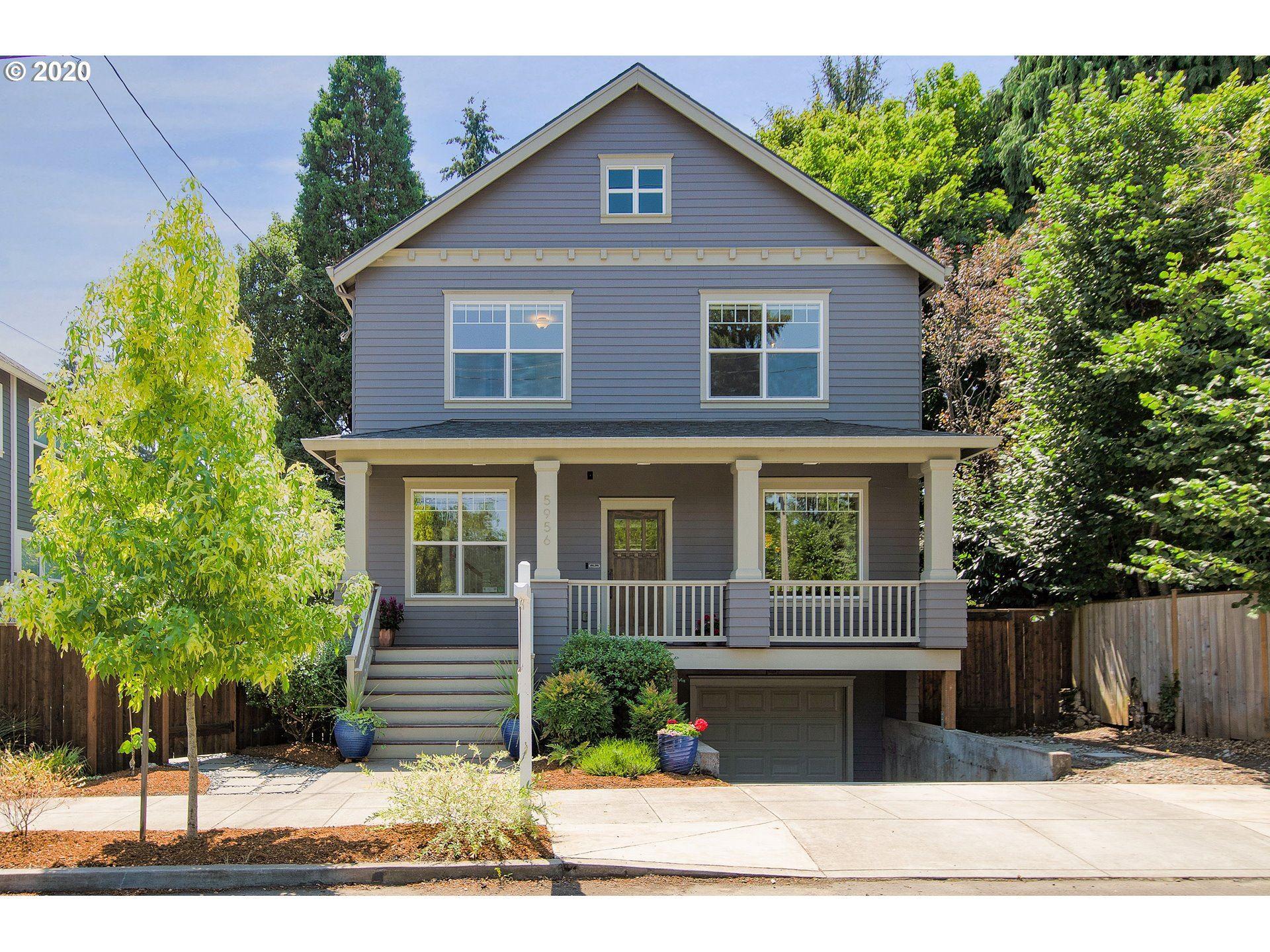 5956 NE TILLAMOOK ST, Portland, OR 97213 - MLS#: 20463797