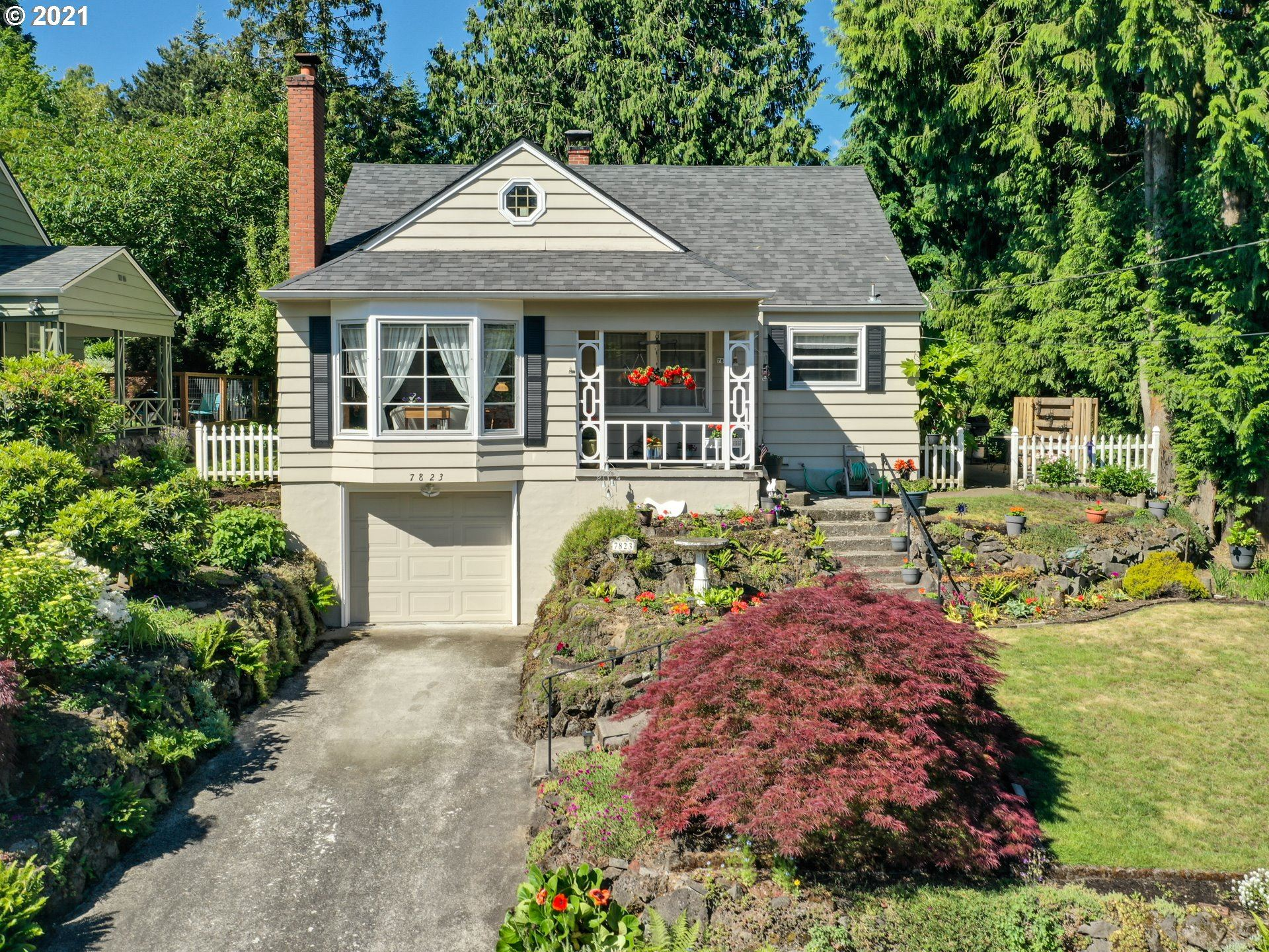 7823 SW 4TH AVE, Portland, OR 97219 - MLS#: 21416797