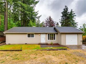 Photo of 5310 SW VACUNA ST, Portland, OR 97219 (MLS # 19316799)