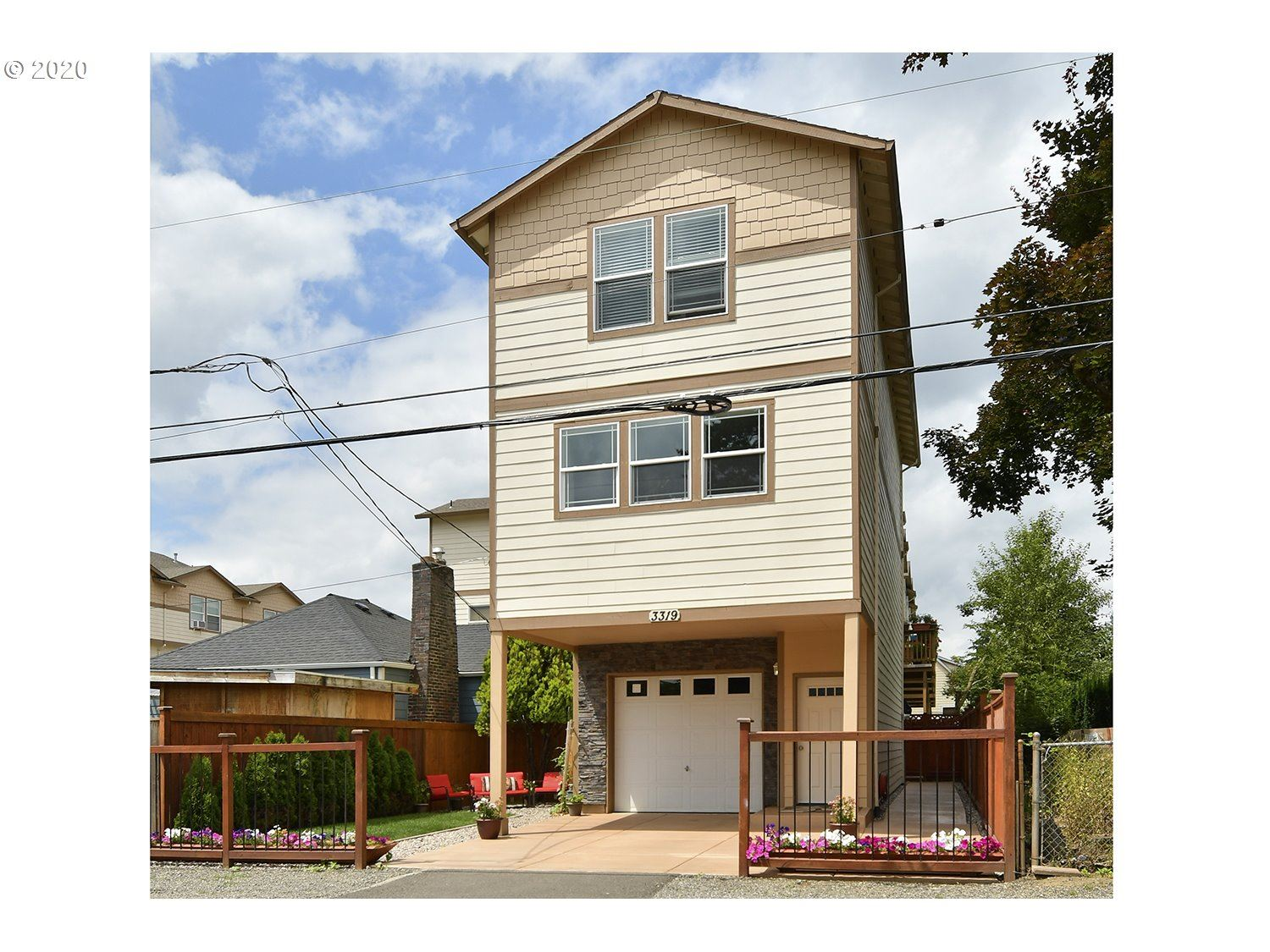 3319 SE 143RD AVE, Portland, OR 97236 - MLS#: 20326799