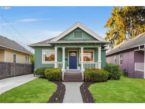 Photo of 2319 N WATTS ST, Portland, OR 97217 (MLS # 21415800)