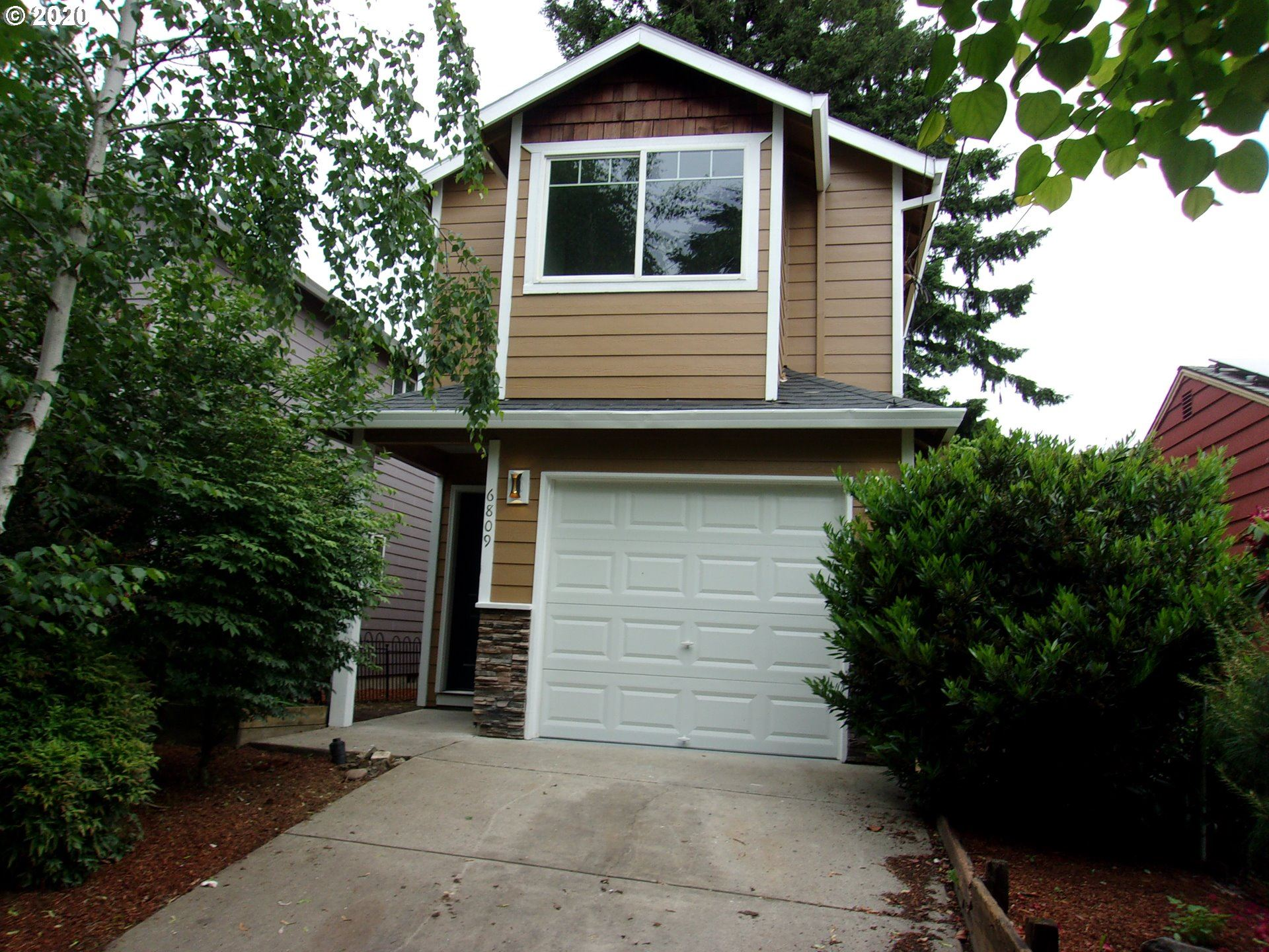 6809 N SENECA ST, Portland, OR 97203 - MLS#: 20202803