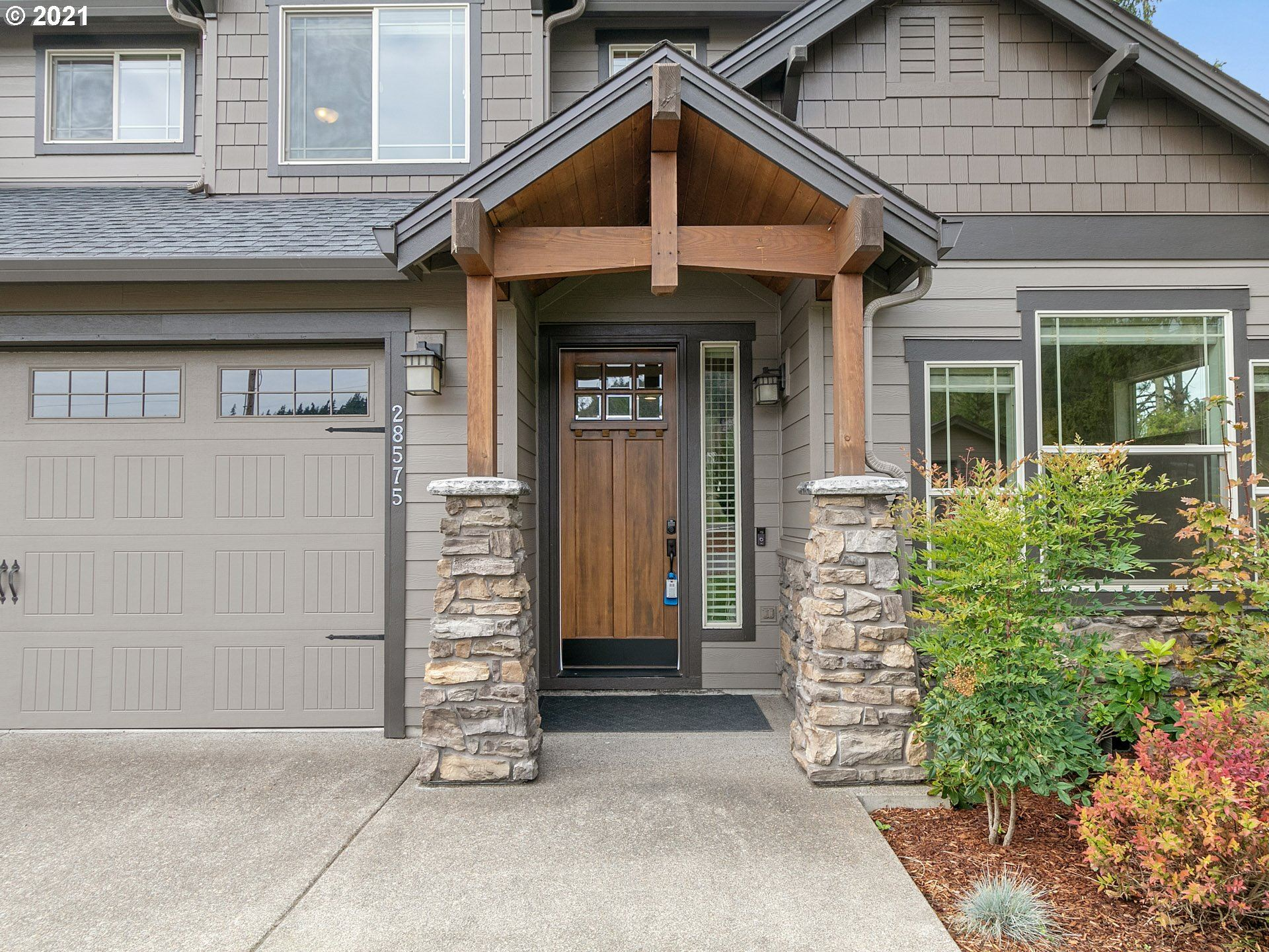 Photo of 28575 SW MOUNTAIN RD, West Linn, OR 97068 (MLS # 21292803)