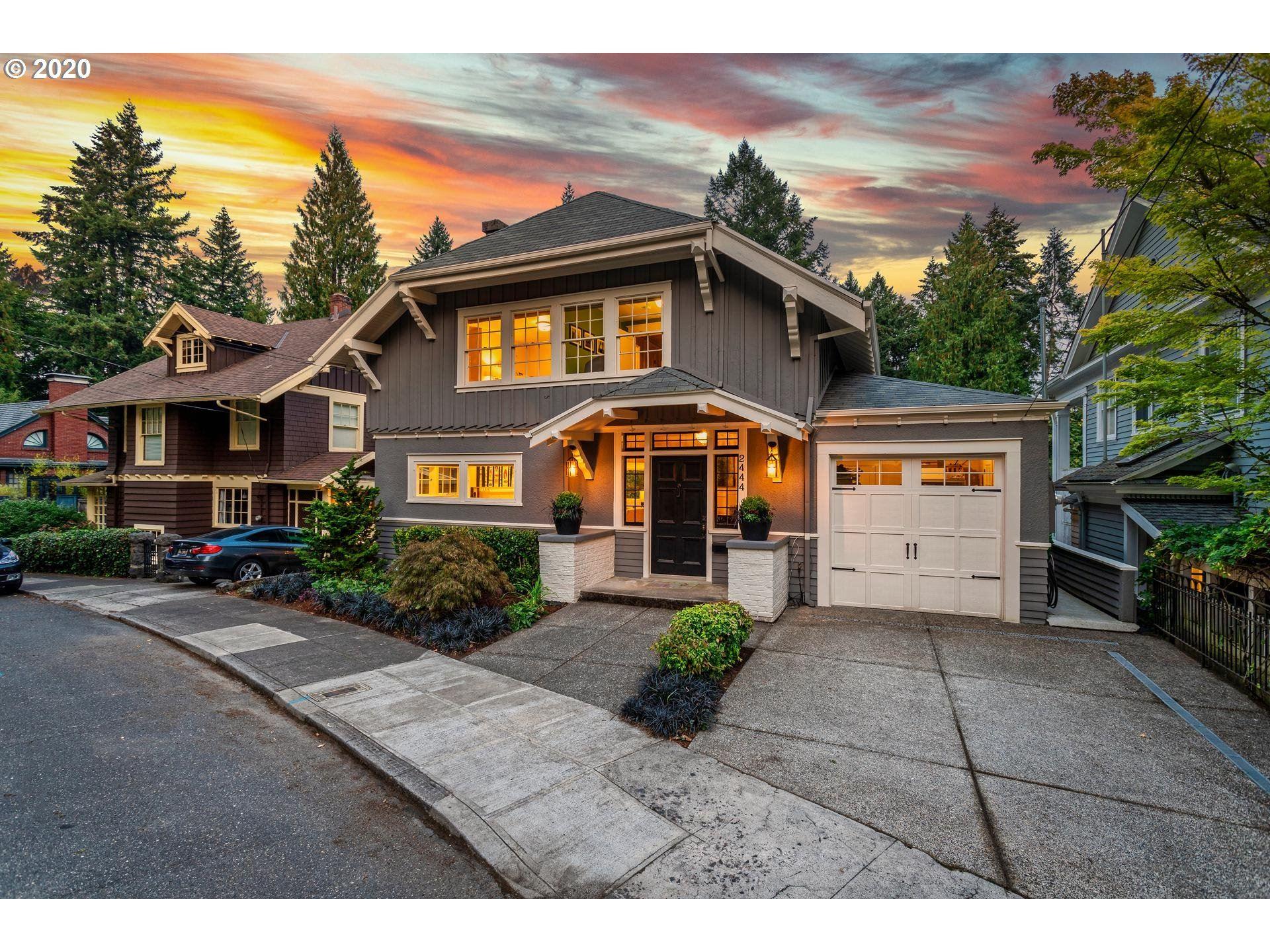 2444 SW SHERWOOD DR, Portland, OR 97201 - MLS#: 20207805