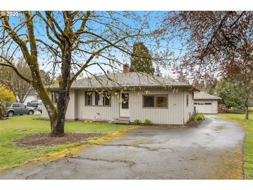 Photo of 7950 SW OBRIEN ST, Portland, OR 97223 (MLS # 20067807)