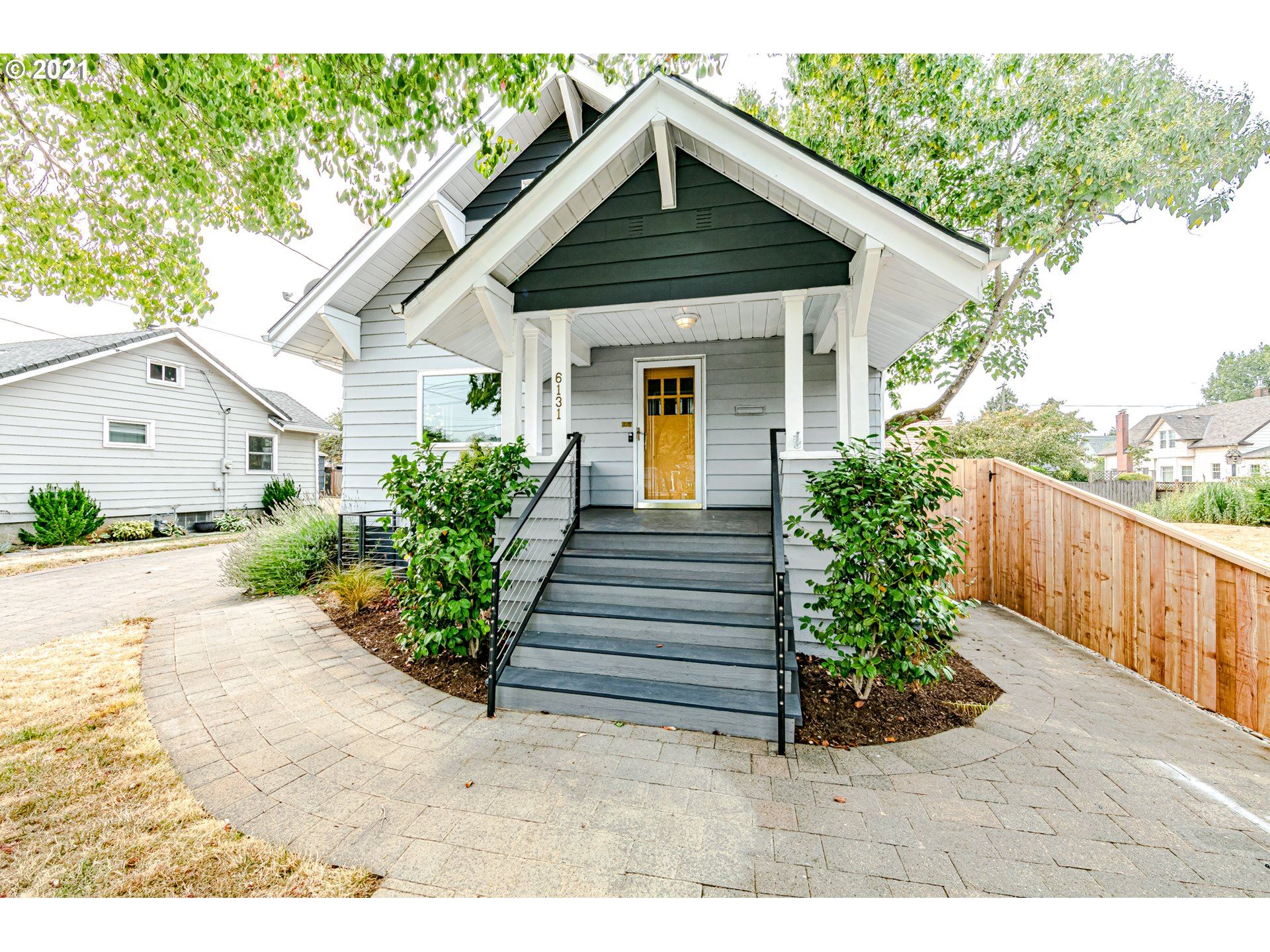 6131 N CAMPBELL AVE, Portland, OR 97217 - MLS#: 21058810