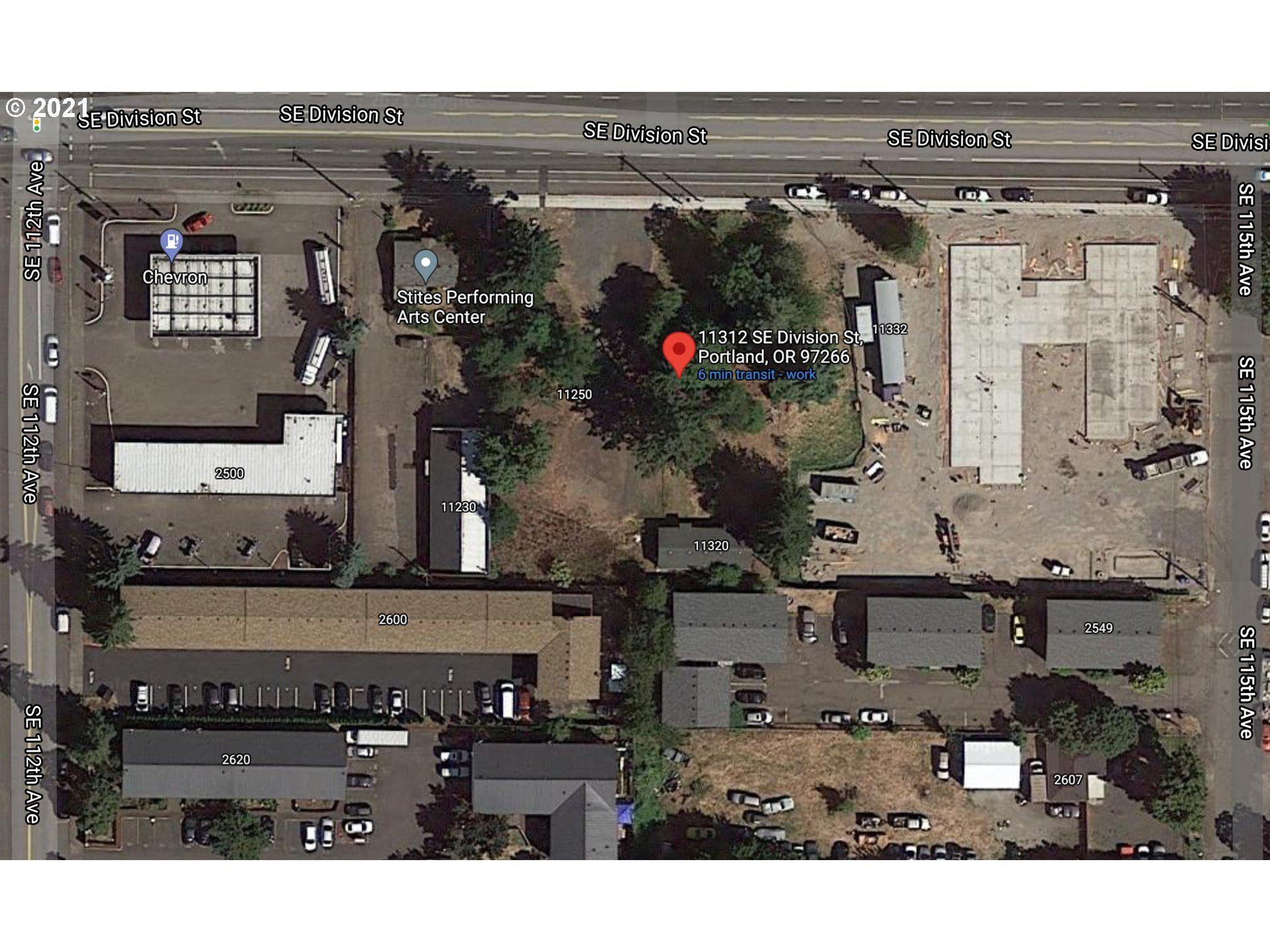 11312 SE DIVISION ST, Portland, OR 97266 - MLS#: 21695811