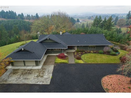 Photo of 5678 SW BLUE HERON DR, Forest Grove, OR 97116 (MLS # 19487816)