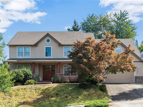 Photo of 11410 SE Moon Dust CT, Happy Valley, OR 97086 (MLS # 21467817)