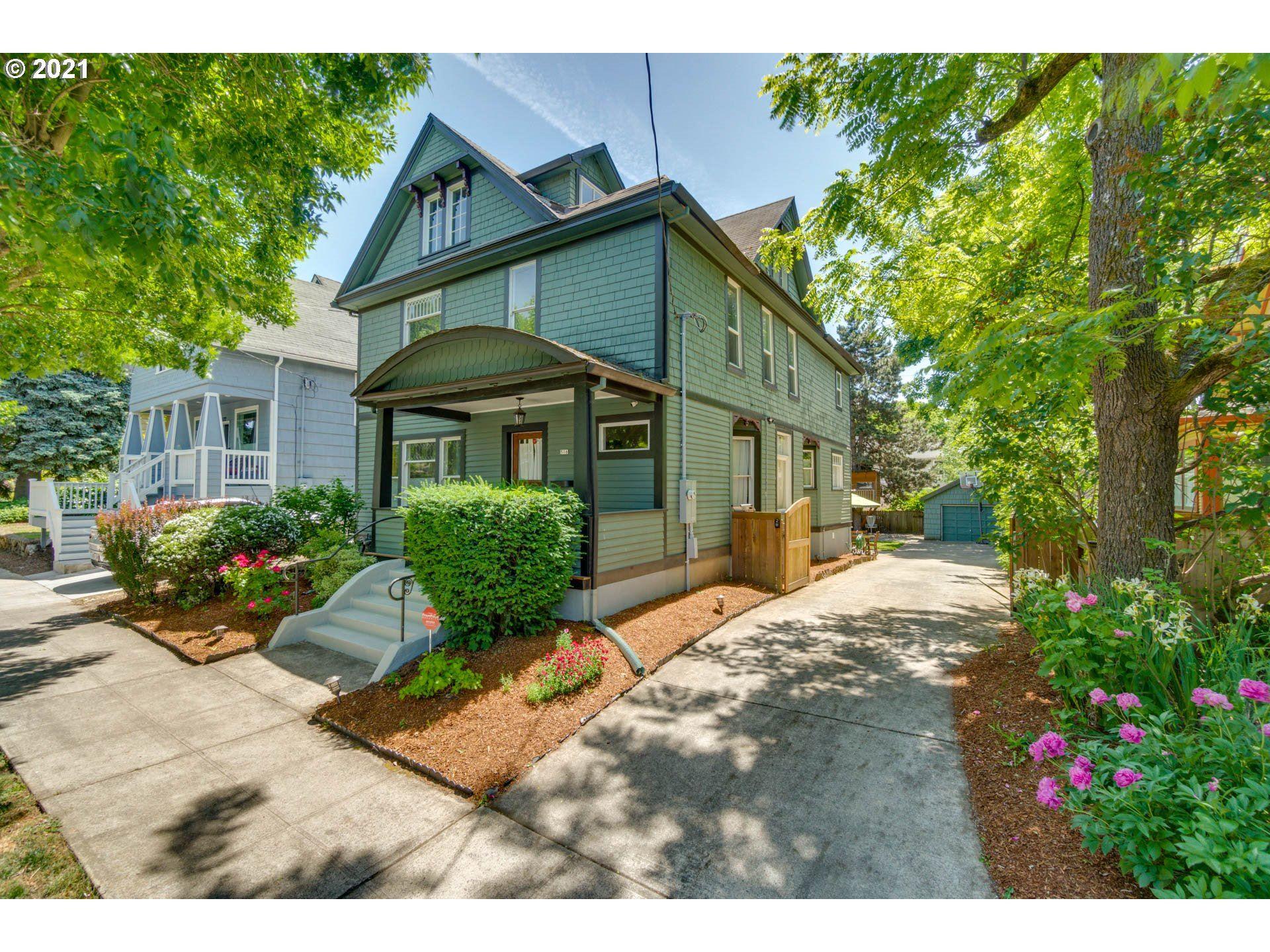 516 NE MORRIS ST, Portland, OR 97212 - MLS#: 21046820