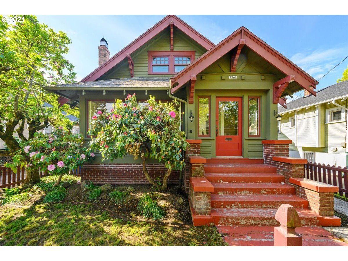 3940 SE LINCOLN ST, Portland, OR 97214 - MLS#: 21470823