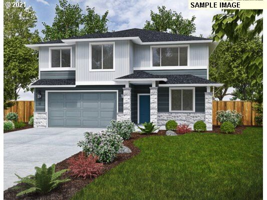 Photo of 120 W 19TH ST #LOT44, Lafayette, OR 97127 (MLS # 21566826)