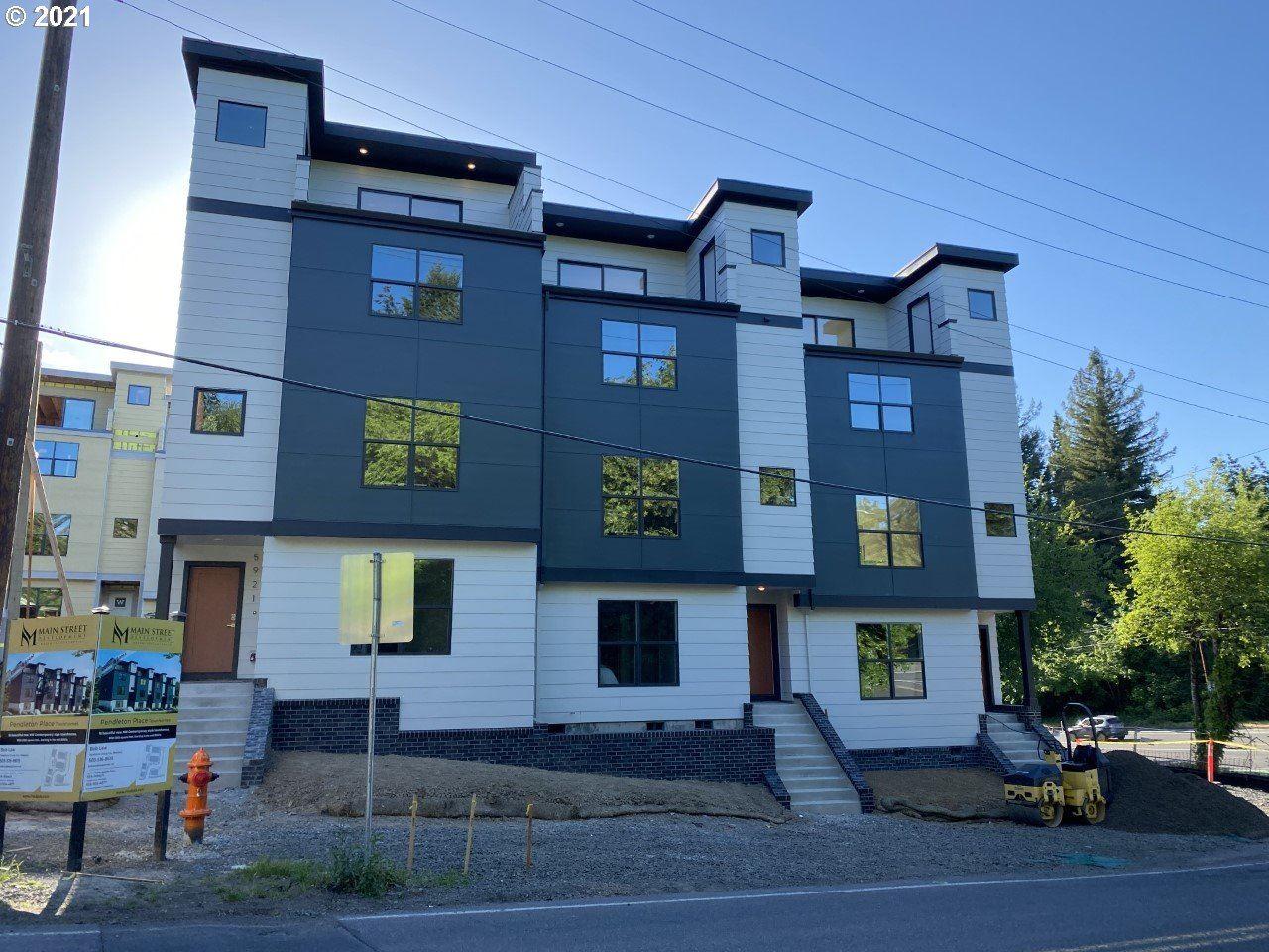 5919 SW 30th, Portland, OR 97239 - MLS#: 21392827
