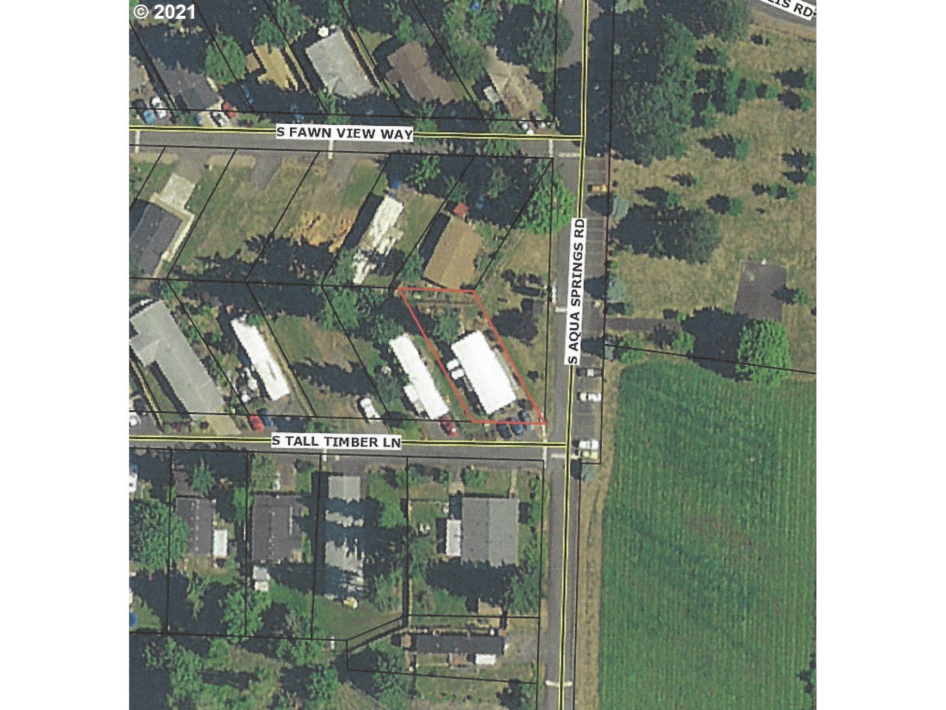 Photo of 15687 S TALL TIMBER LN, Molalla, OR 97038 (MLS # 21524827)