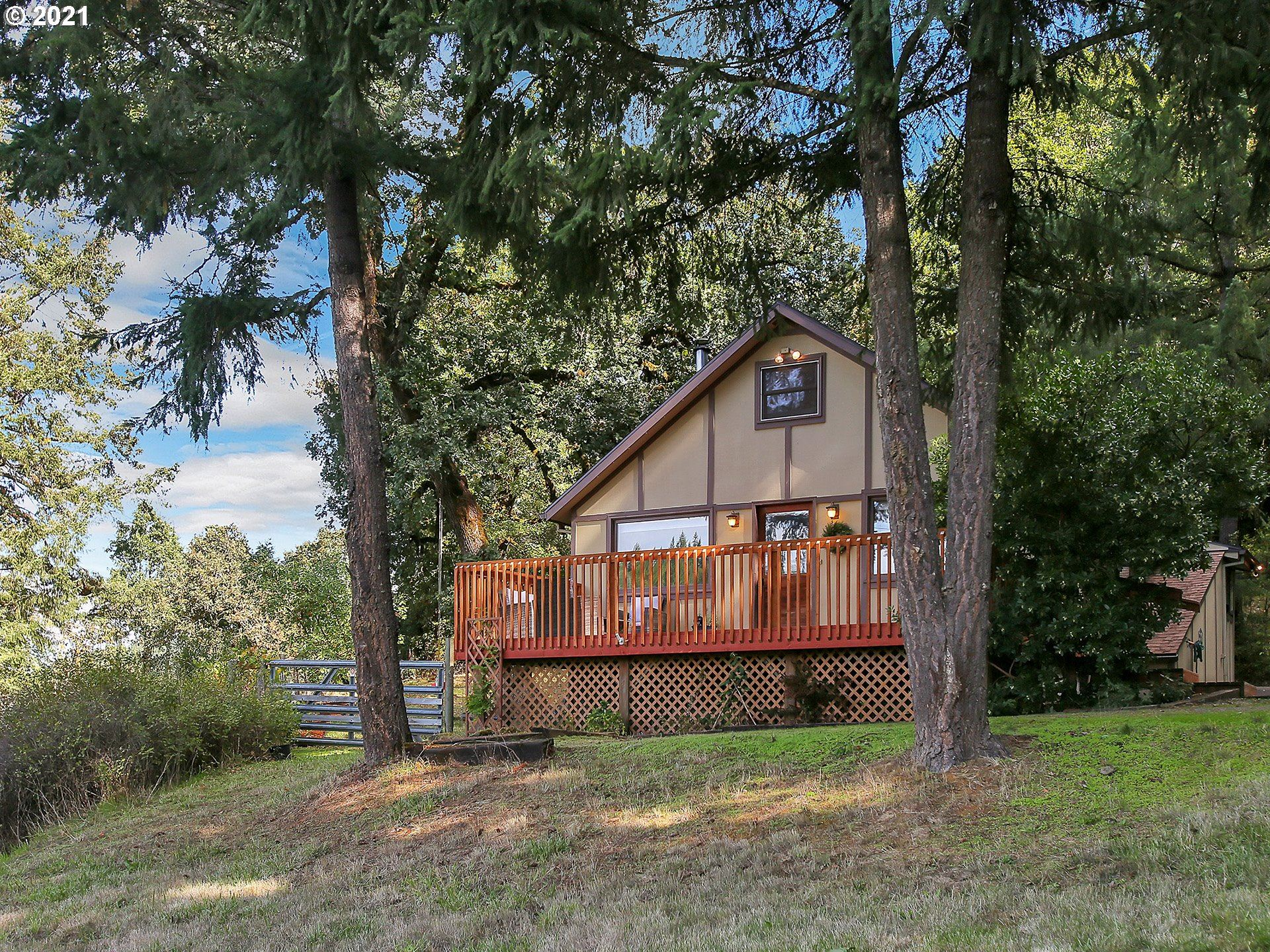 Photo of 22110 NE COVE ORCHARD RD, Yamhill, OR 97148 (MLS # 21581827)