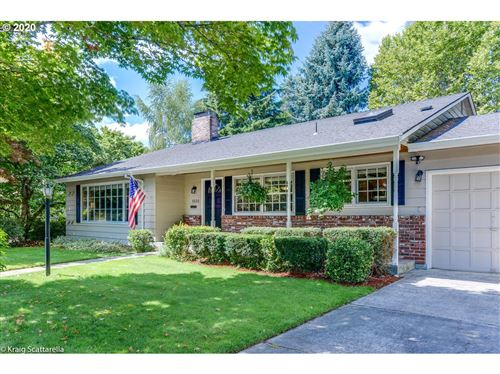 Photo of 5525 SW SPRUCE AVE, Beaverton, OR 97005 (MLS # 20637830)