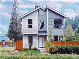 Photo of 14489 SE KNIGHT ST, Portland, OR 97236 (MLS # 19068831)