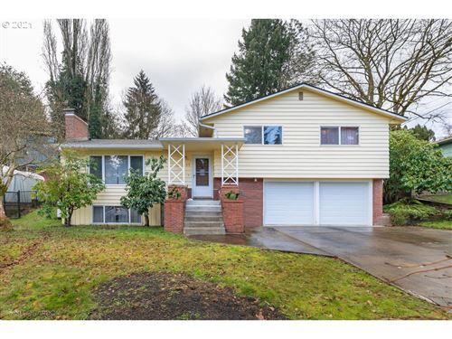Photo of 1405 NE 64TH ST, Vancouver, WA 98665 (MLS # 21469840)
