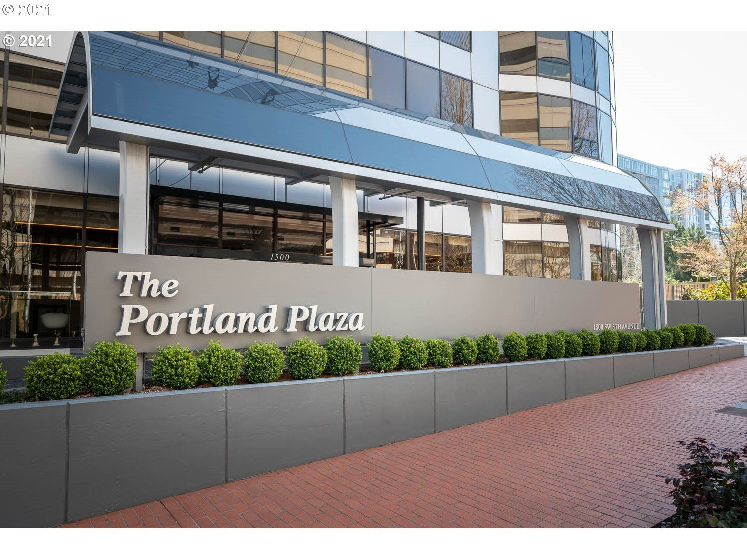 1500 SW 5TH AVE #1105, Portland, OR 97201 - MLS#: 21585842