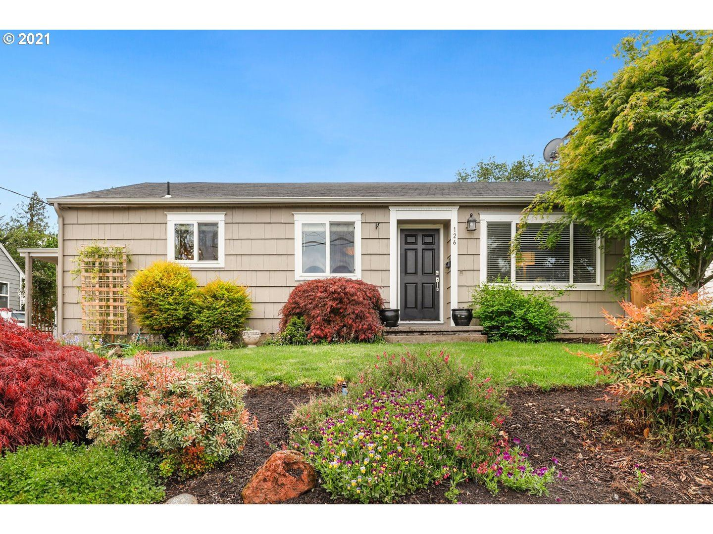 126 NE 73RD AVE, Portland, OR 97213 - MLS#: 20272848