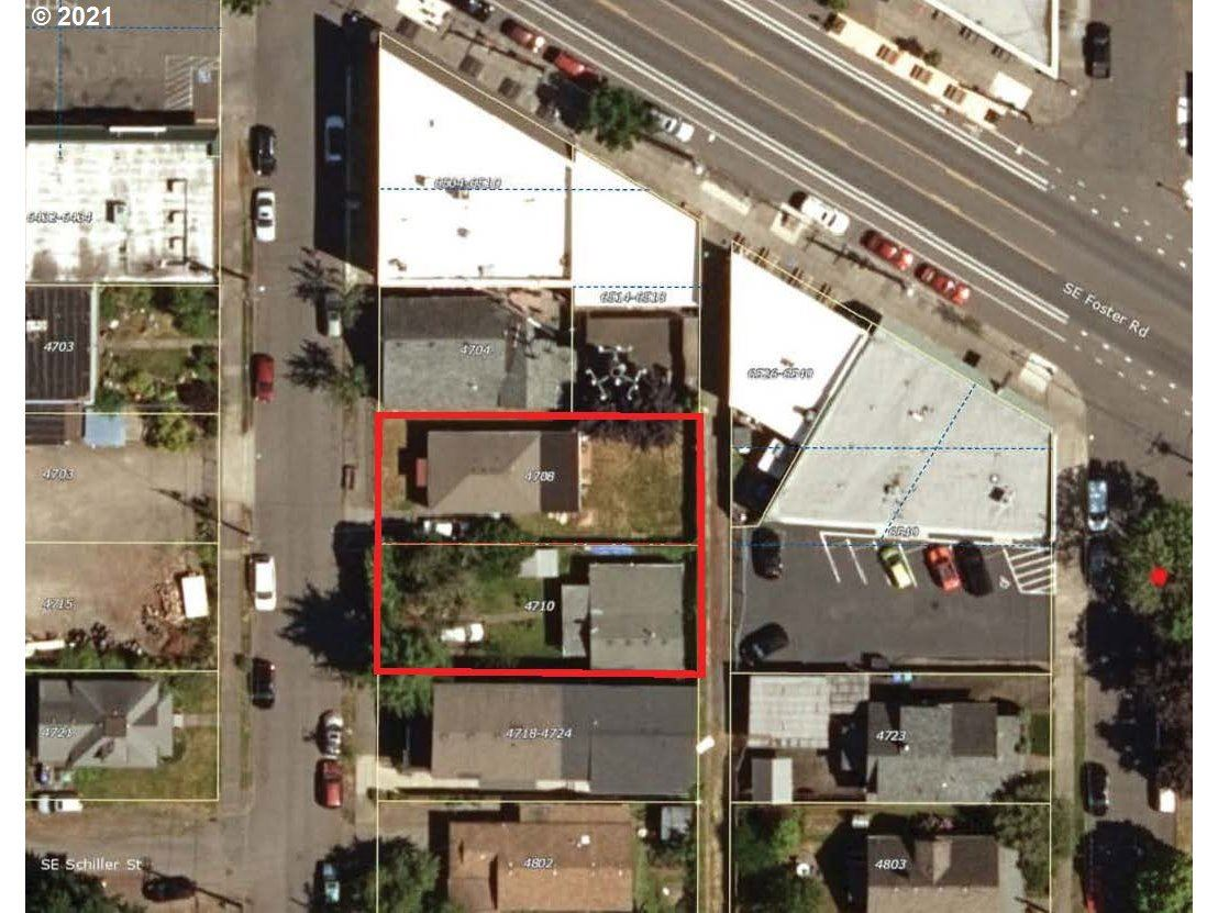 4708 SE 65TH AVE, Portland, OR 97206 - MLS#: 21420853