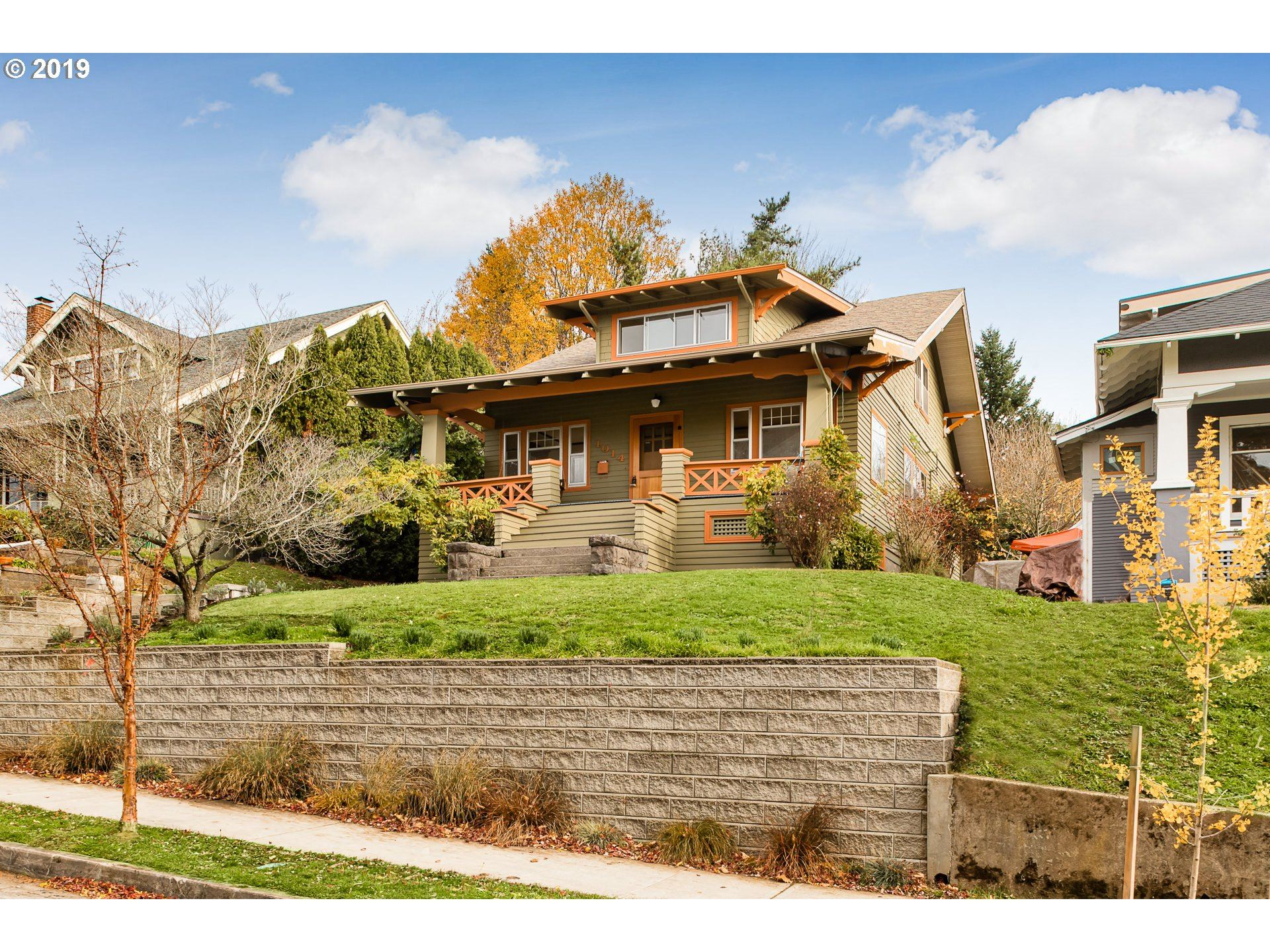 1014 SE 50TH AVE, Portland, OR 97215 - MLS#: 20143854