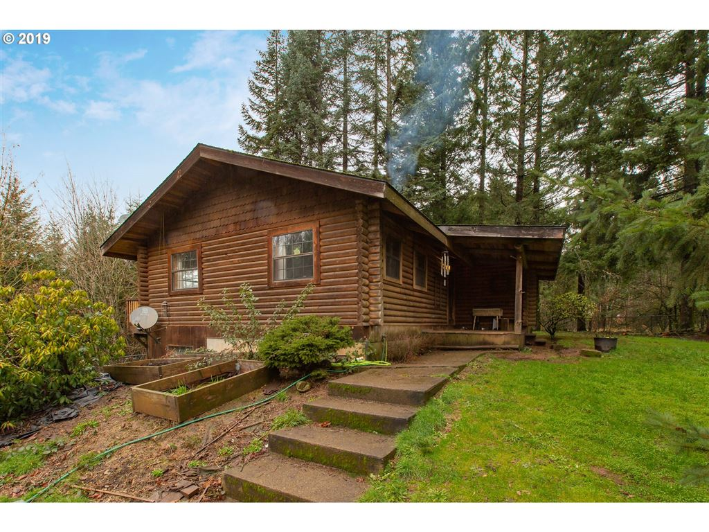 Photo for 26601 NW BACONA RD, Buxton, OR 97109 (MLS # 19082855)
